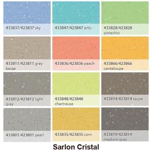 Sarlon acoustic vinyl